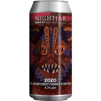 NIGHTJAR - BLACKFOREST CHERRY PORTER