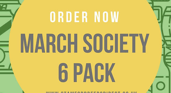 STAMFORD BEERS DIRECT MONTHLY SOCIETY 6 PACK - MARCH