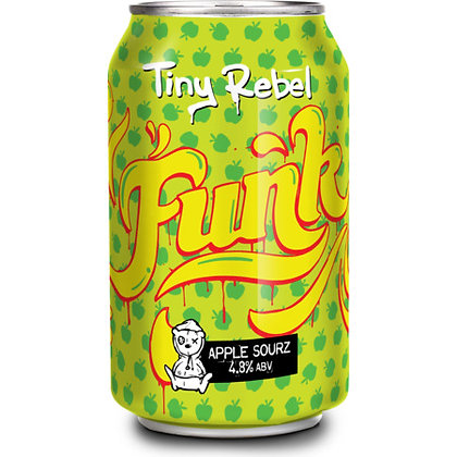 TINY REBEL - APPLE SOUR