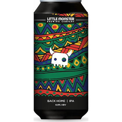 LITTLE MONSTERS - BACK HOME IPA