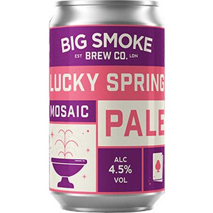 BIG SMOKE - LUCKY SPRING MOSAIC PALE