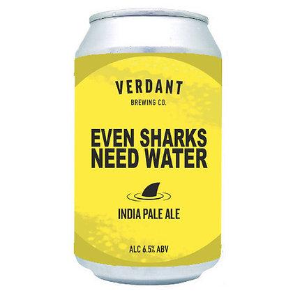 VERDANT - SHARKS NEED WATER