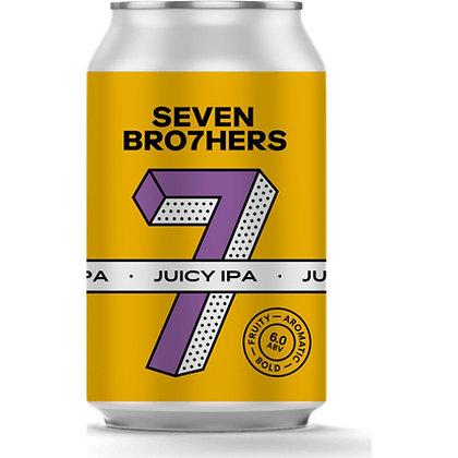 SEVEN BROTHERS - JUICY IPA