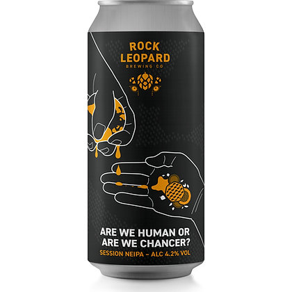 ROCK LEOPARD - ARE WE HUMAN...