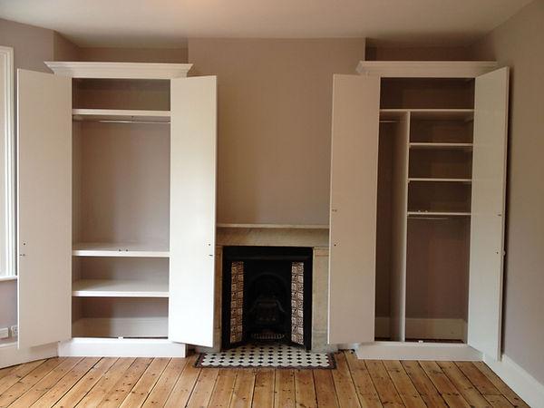 interior shelving - wardrobes