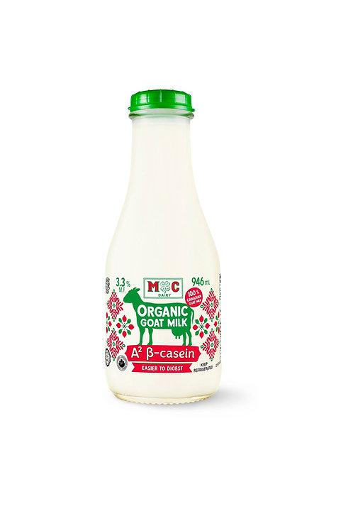 Organic Goat Milk 946ml