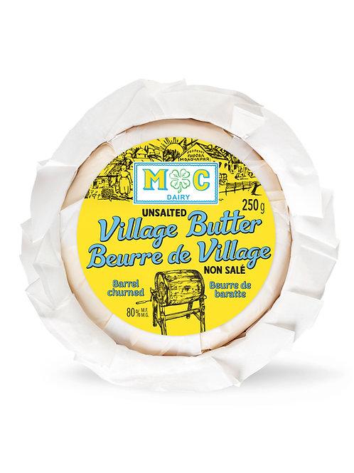 Sweet/Unsalted Village Butter