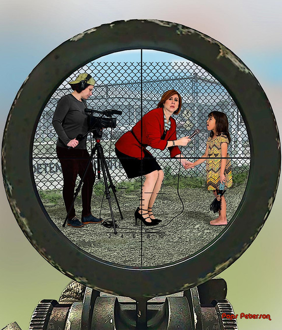 Freedom of the Press in the Crosshairs