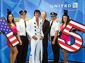 American Airliines Anniversary show