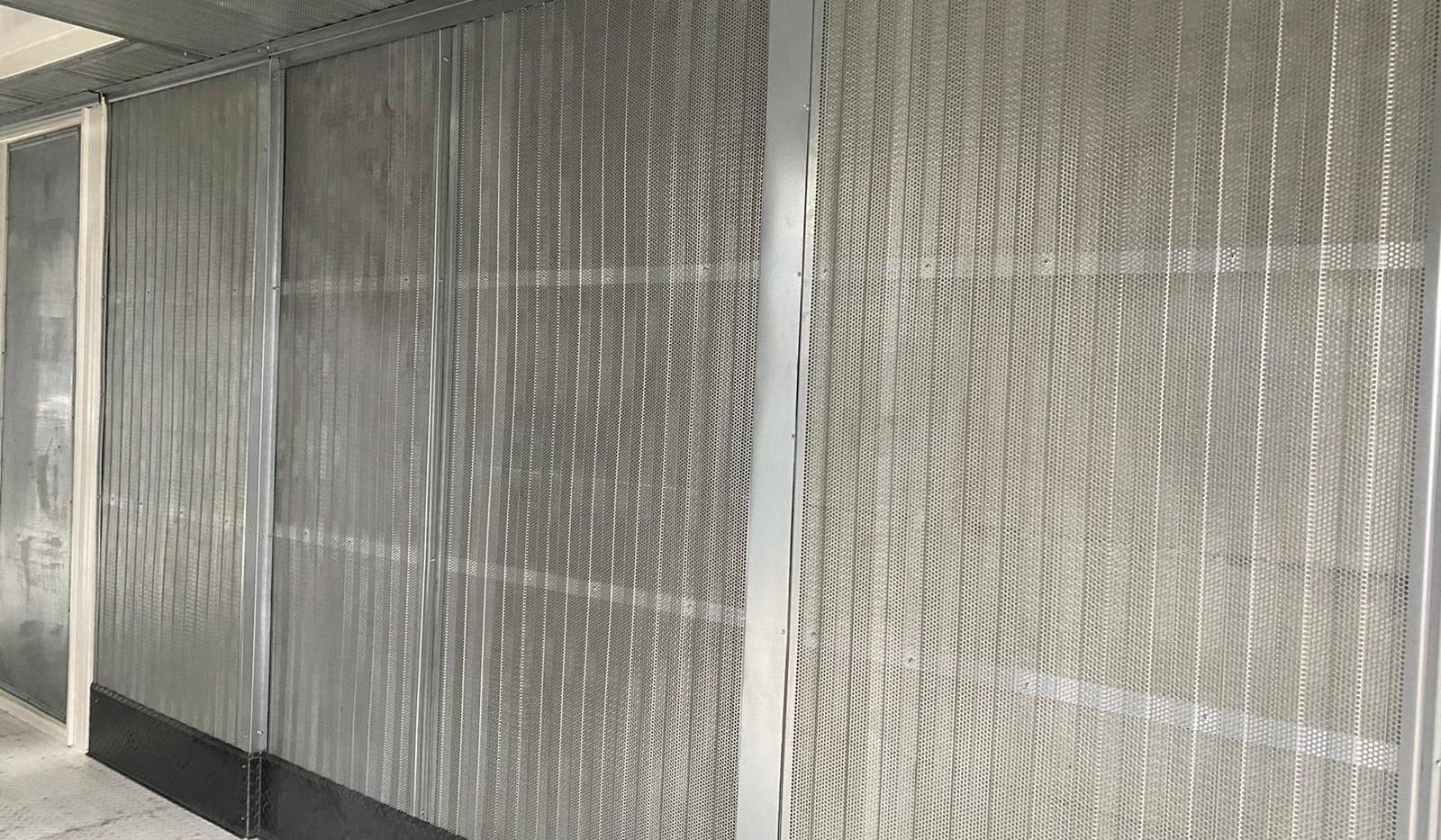 konteyner iç izolasyon