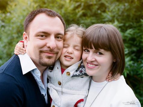 Маша, Аня и Кирилл