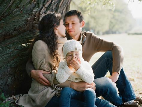 Настя, Таня и Костя