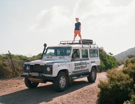 Sardinia Dream Tour