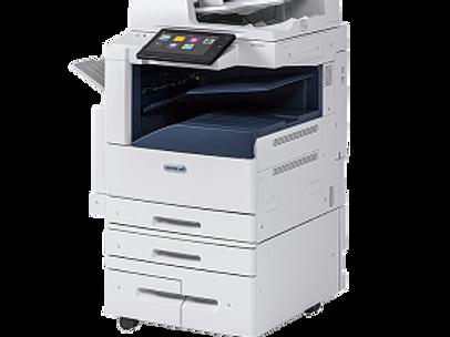 Цветные МФУ AltaLink C8030 / C8035 / C8045 / C8055 / C8070