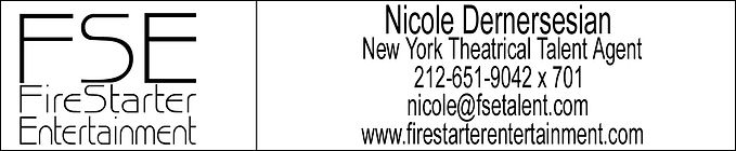Resume Footer - NY Theatrical - Nicole.j