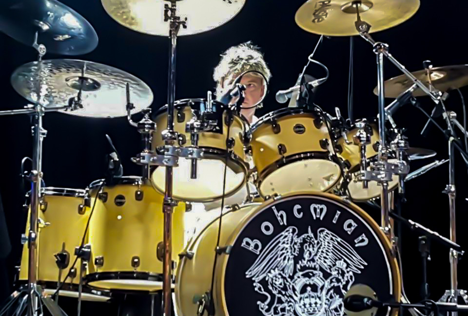 Bohemian Rhapsody Big Drums