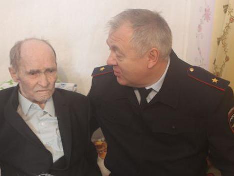 Самому старшему жителю района Спиридону Григорьевичу Максимову 22 октября исполнилось 100 лет.  Позд