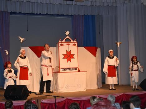 Сегодня, 5 декабря в Дебесском ЦКР прошли ежегодные «Рождественские чтения» - «Молодежь: свобода и о