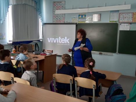 В Удмуртлемской начальной школе для учеников 1-3 классов была организована дискуссионная площадка &q