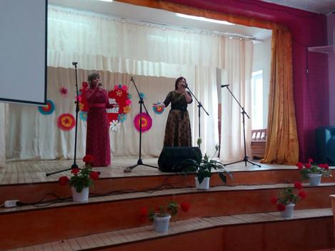 Сегодня, 15 мая, в Международный день семьи, в Центре русской культуры «Рябинушка» состоялось районн