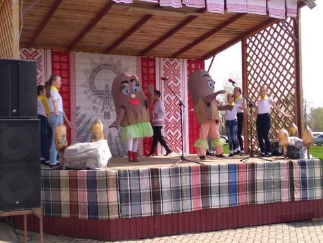 Коллектив центра «Сибирский тракт» принял участие в III республиканском пестичном фестивале «Pest-Fe