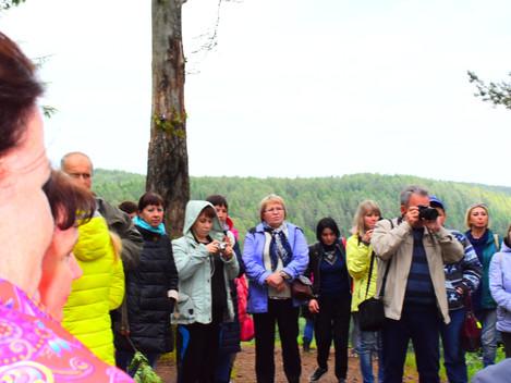 Туристический фестиваль работников культуры  22 июня по сложившейся традиции в окрестностях с. Дебёс