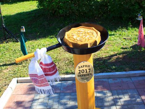 2 сентября в Дебесах прошел II Межрегиональный фольклорно – гастрономический фестиваль- конкурс «Зар