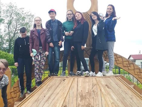 Сегодня очень интересный и насыщенный день, Дебесский район посетили школьники из села Кильмезь. Сот
