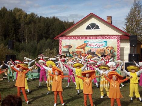 15 сентября в Ярском районе прошел I Республиканский грибной фестиваль «Губи-Fest». Сегодня всех гос