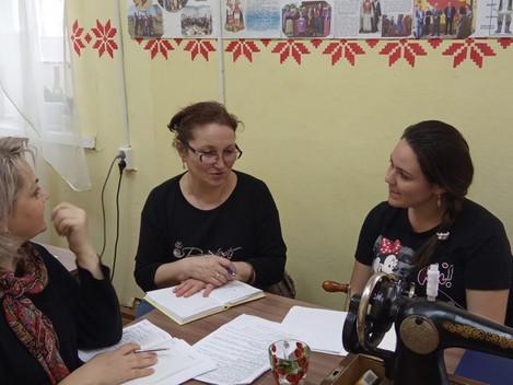 """Сотрудники национального центра """"Мир"""" провели рабочую встречу по подготовке к I районному"""