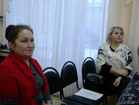 В настоящее время ресурсный центр «Сделано в Игре» принимает у себя участников семинара Госнацполити