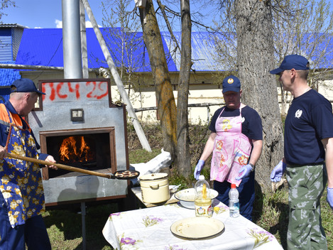На протяжении нескольких лет, в нашем Дебёсском районе стала доброй традицией проводить Всероссийску