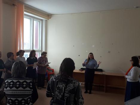 А мы уже начали. Сегодня, 26 февраля, в Центре культурного развития проходит семинар для работников