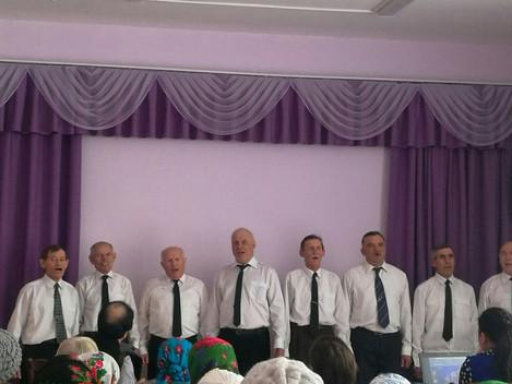 15 Марта был организован заезд участников трудового фронта, «детей войны», заслуженных ветеранов рай