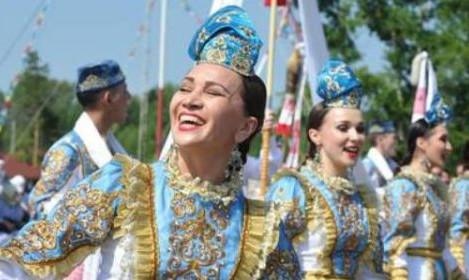 30 июня в спортивном комплексе «Чекерил» города Ижевска состоится татарский национальный праздник «С