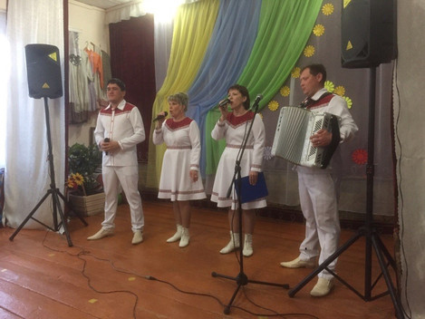 Отдел нестационарного обслуживания населения заканчивает поздравлять жителей с майскими праздниками.