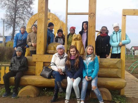 """Награда нашла победителя   Сотрудники ДИМЦКиТ """"Сибирский тракт"""" провели экскурсионный тур"""