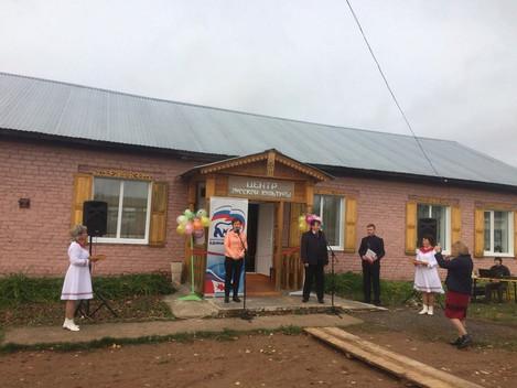Сегодня наш Дебесский район с рабочим визитом посетили Министр культуры и туризма УР Владимир Михайл