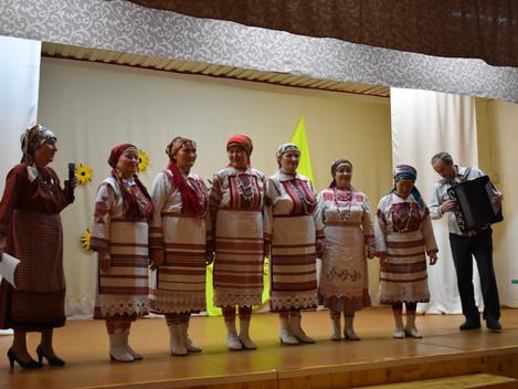 21 ноября в ДК д. Большой Зетым прошёл традиционный районный фестиваль художественного творчества ве