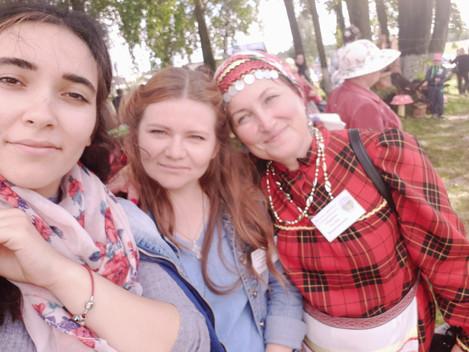 12 августа в д. Нижняя Пыхта Дебесского района состоялся IV республиканский фестиваль-конкурс «Играй