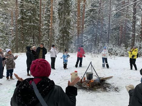 Туристы из города Пермь