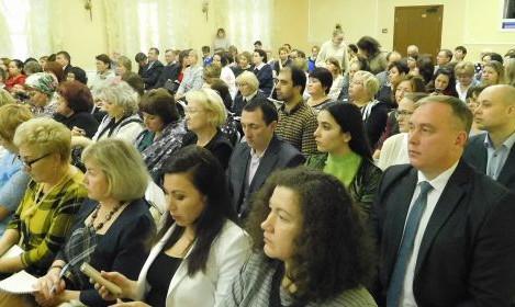 13 декабря в Доме Дружбы народов г.Ижевск делегация из Дебёсского района принимала участие в заседан