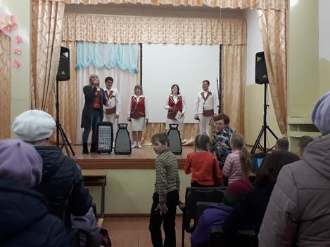 """30 апреля на базе Центра """"Семья"""" МО """"Тольенское"""" состоялся первый фестиваль наци"""