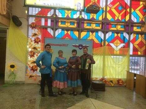 20 октября состоялся VII Республиканский фестиваль-конкурс исполнителей казачьей песни «Вольница» в