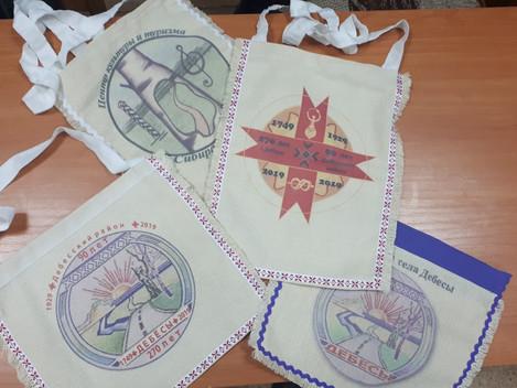 Наше учреждение активно занимается подготовкой к юбилею села Дебёсы и Дебёсского района. Вот такие о