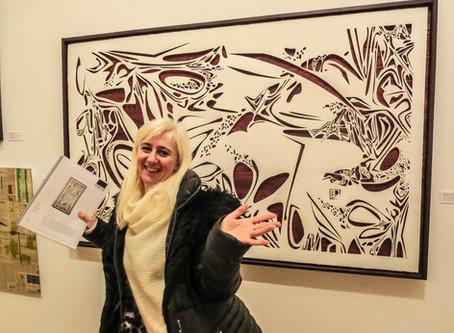 state-wide art contest / group exhibition Triton Art Museum, Santa Clara, California