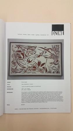 DZine Gallery - group show
