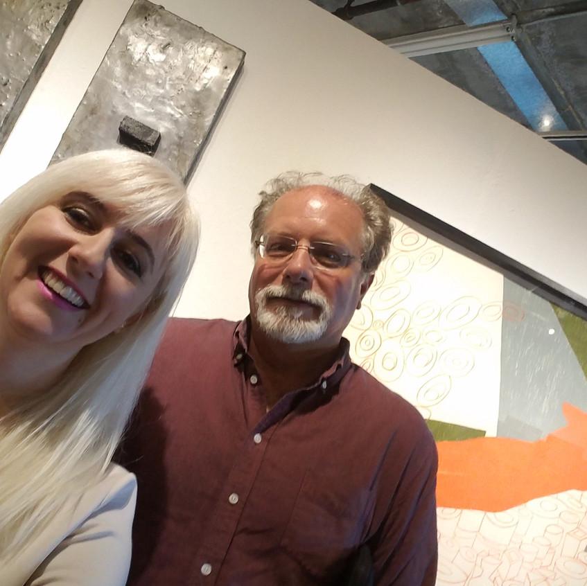 'deep at the surface' works/San Jose