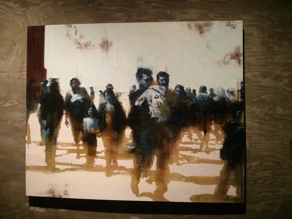 111 minna gallery, john wentz
