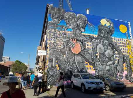 Wonderful Oakland murals